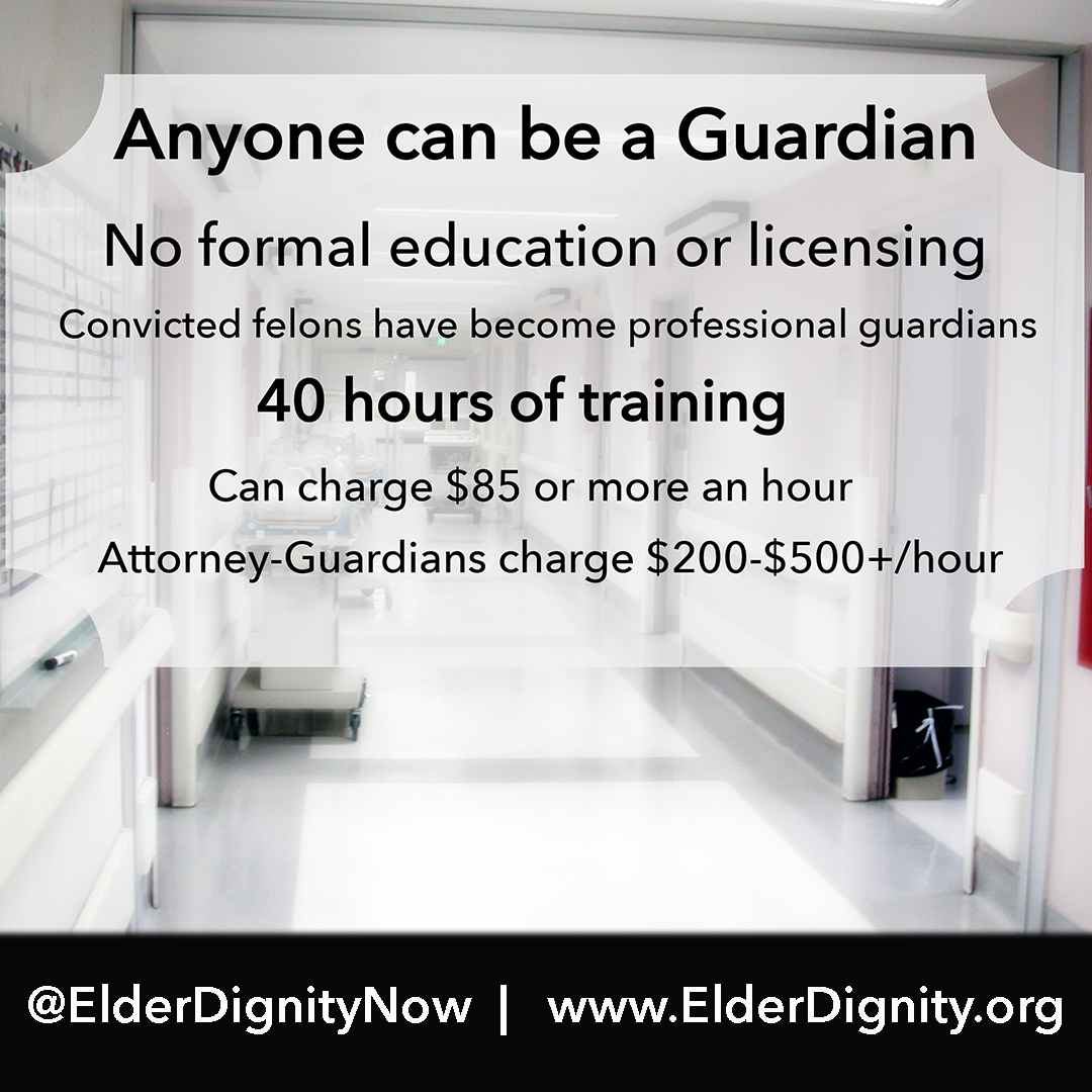 Anyone Can Be A Guardian