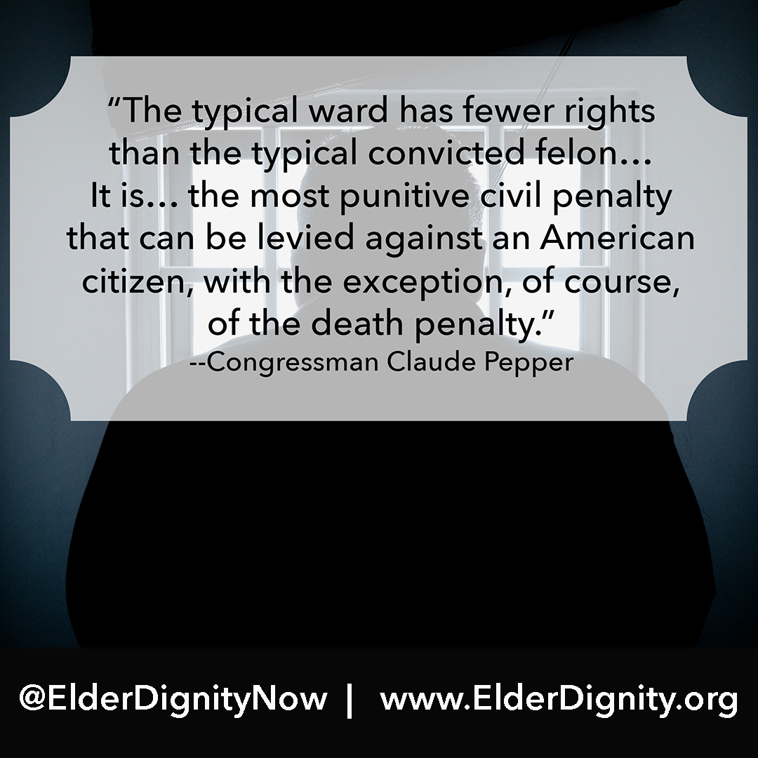 Congressman Claude Pepper Quote