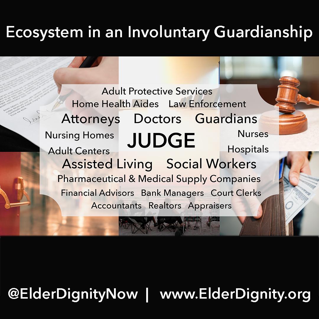 Ecosystem in an Involuntary Guardianship