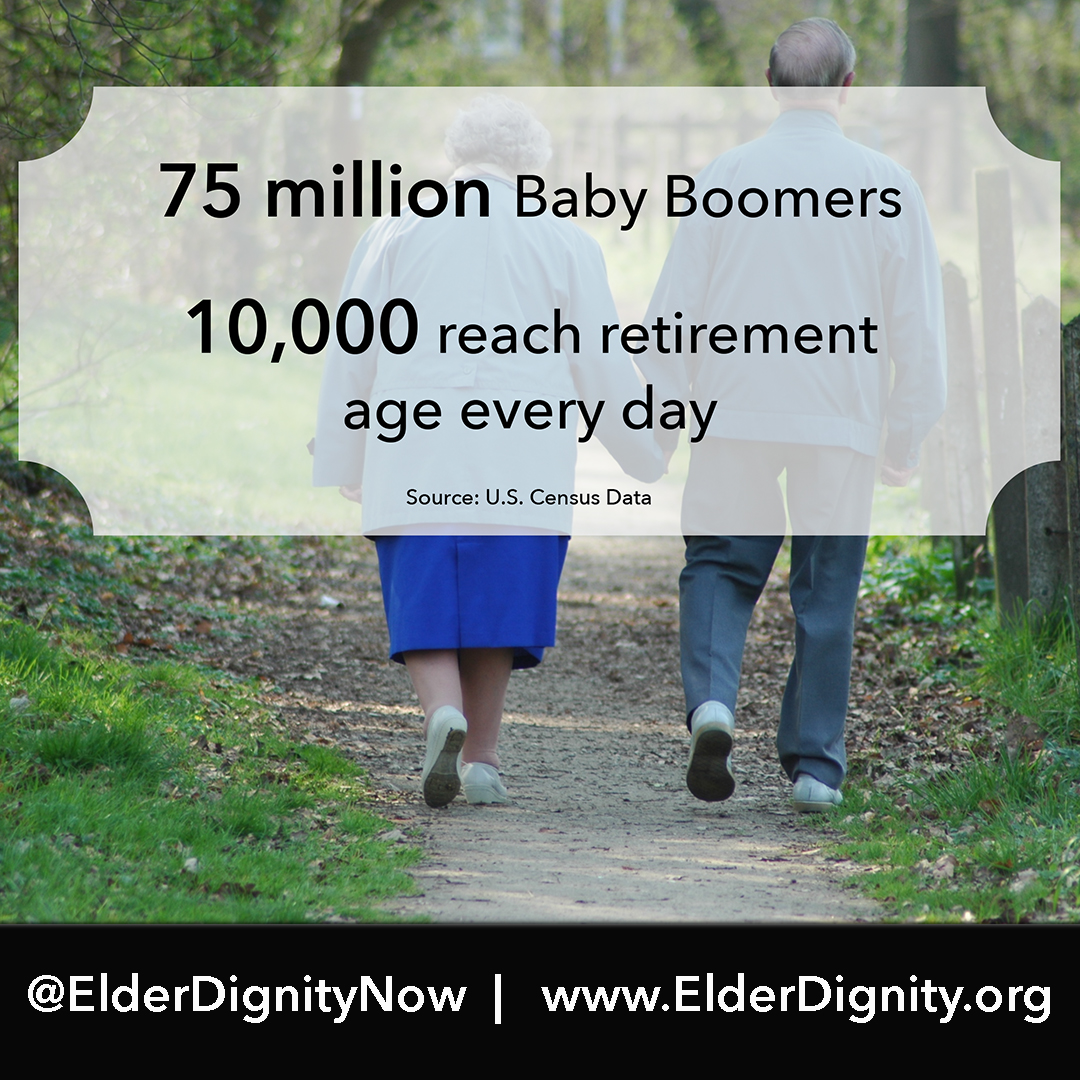 75 million Baby Boomers